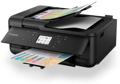 Canon PIXMA TR7560 All-in-one Printer