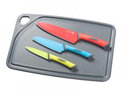 Scanpan Knife/Board Set