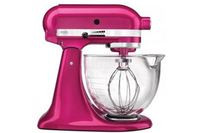 KitchenAid Stand Mixer Raspberry Ice
