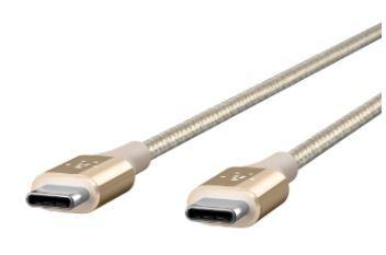 F2cu050bt04g belkin mixit duratek usb c cable gold 3