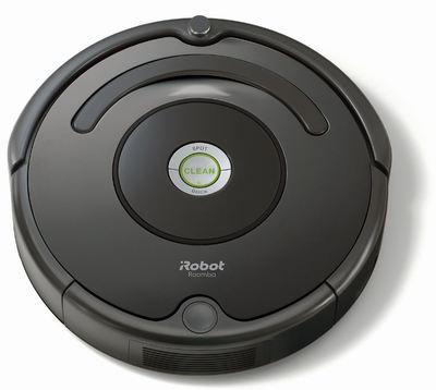iRobot Roomba 637 Vacuuming Robot (Display)