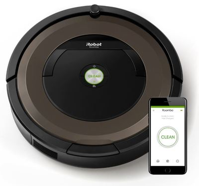iRobot Roomba 890 Vacuuming Robot (Display)