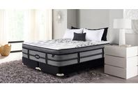Beautyrest Connoisseur Super King Medium Mattress & Base