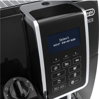 Delonghi fully automatic coffee machine 3 4