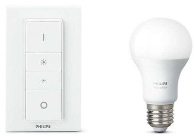 Philips Hue White Wireless Dimming Kit E27