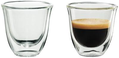 DeLonghi Espresso Glasses - 2 pack