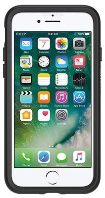 Otterbox iPhone 8/7 Symmetry Series Case (Black)