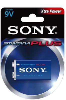 Sony 9 Volt Battery - Stamina Plus