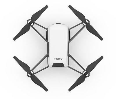Tellodrone tello drone white 2