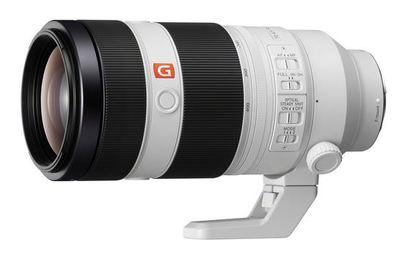 Sony FE 100-400mm G Master Super-telephoto Zoom Lens