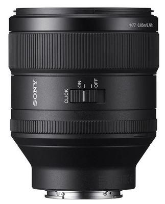 Sony sel85f14gm lens 3