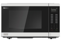 Sharp 1200W White 34L Inverter Microwave