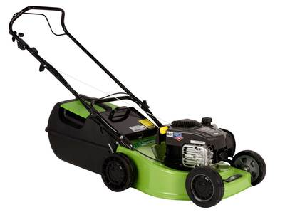 Lawnmaster 625 Self Propelled Mower & Catcher