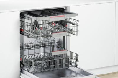 Smu66ms02a bosch 60cm built under dishwasher stainless steel