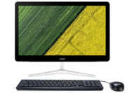 Acer Aspire 23.8in FHD Celeron 4GB 1TB PC