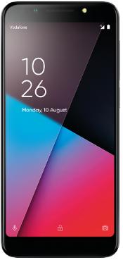 Vodafone Smart N9 Lite Handset Bundle Black (Locked)