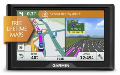 Garmin Drive 51 LM GPS Navigator with Driver Alerts