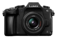 Panasonic LUMIX Digital Single Lens Mirrorless Camera 12-60 Leica Lens