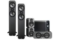 Q Acoustics 5.1 Cinema Pack - Graphite