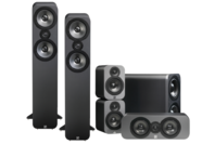 Q Acoustics 5.1 Cinema Pack - Graphite