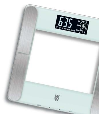 Weight watchers body analysis smart scale 5