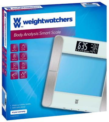 Weight watchers body analysis smart scale 3