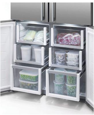 Fisher paykel activesmart fridge 905mm quad door with ice water 605l rf605qduvx1 4