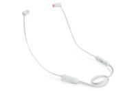 JBL T110BT Wireless In-Ear Headphones White