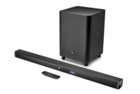 JBL 3.1-Channel 4K Ultra HD Soundbar with Wireless Subwoofer