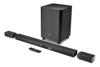 JBL 5.1-Channel 4K Ultra HD Soundbar with True Wireless Surround Speakers