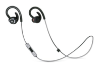 JBL Reflect Contour 2 Sweatproof Wireless Sport In-Ear Headphones Black