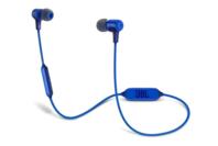 JBL E25BT Wireless In-Ear Headphones Blue