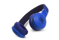 JBL E45BT Wireless On-Ear Headphones Blue