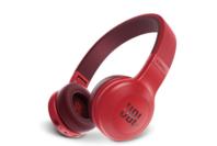 JBL E45BT Wireless On-Ear Headphones Red