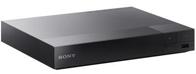 Sony DVD Streaming Blu-ray Player - Black