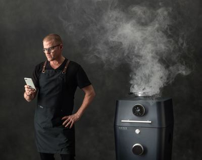 4k bbq everdure by heston blumenthal 4