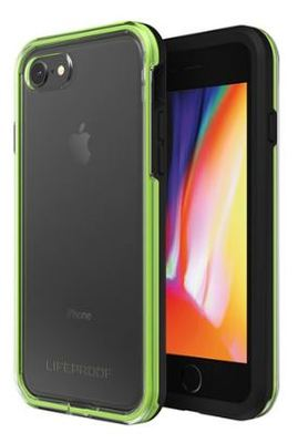 LifeProof iPhone 7/8 SLAM Case Lime Black