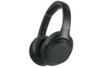 Sony Wireless Noise Cancelling Headphones Black