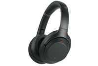 Sony Wireless Noise Cancelling Headphones Black