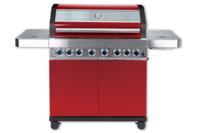 Masport MB6000 Red BBQ