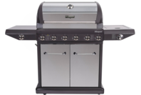 Masport Mighty Grey BBQ (Ex-Display Model Only)