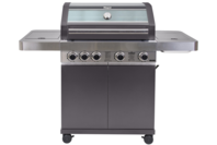 Masport MB4000 Grey BBQ (Ex-Display Model Only)