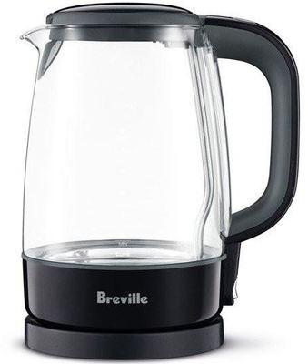 Breville 1.7L the Crystal Clear Lite Kettle - Black