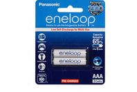 Eneloop Rechargeable Battery AAA 2pack