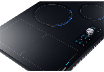 Samsung 4 burner chef collection induction cooktop nz84j9770eksa 2