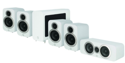 Q Acoustics 3010i Cinema Pack White