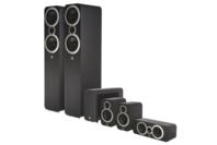 Q Acoustics 3050i Cinema Pack Black