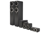 Q Acoustics 3050i Cinema Pack Black