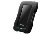 ADATA HD330 Durable USB3.1 External HDD 1TB Black