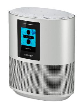 Bose home speaker 500 silver 4